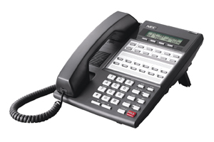 NEC Phone - DS1000/2000 22-Button Display Phone with Free Phone Manual  Available Refurbished