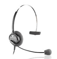 Plantronics P51N Polaris Monaural Noise Canceling Headset