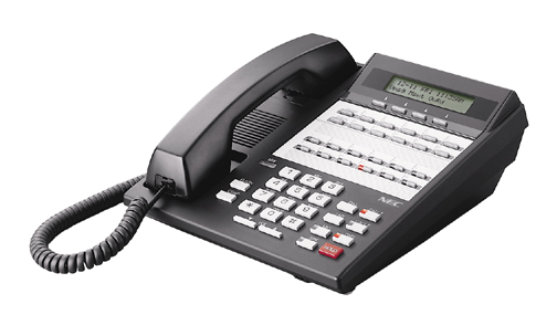 NEC i Series 22-Button Display Phone  Refurbished - One Year Warranty   with Free User Manual Download   $129.00