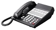 NEC Nitsuko 32-Button Standard Phone Refurbished - One Year Warranty   with Free User Manual Download   $109.00